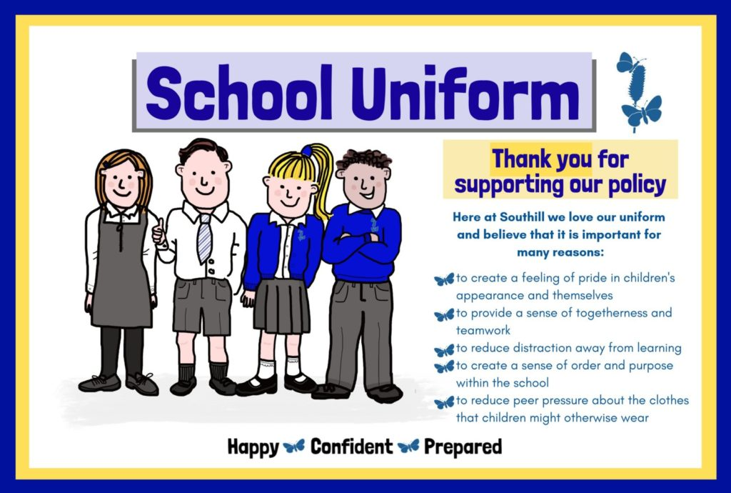 Southill School Uniform Policy